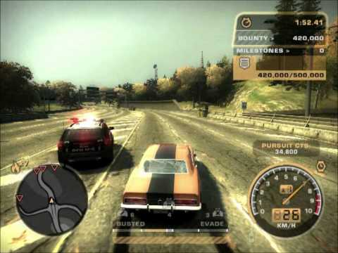 NFS: Most Wanted -