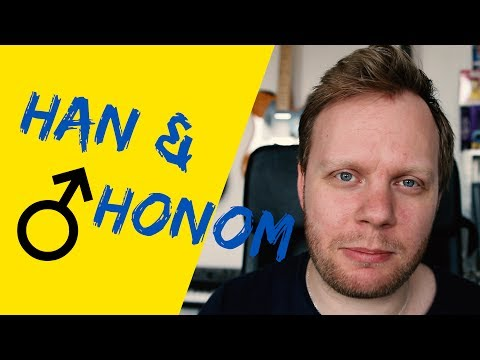 HAN and HONOM