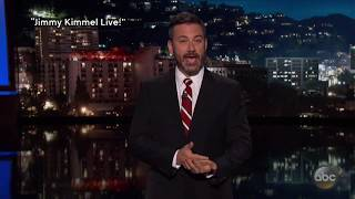 Jimmy Kimmel Slams Bill Cassidy, Lindsey Graham Over Obamacare Repeal & Replace   The View