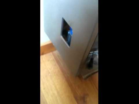 using propane wall heater part 1.mp4