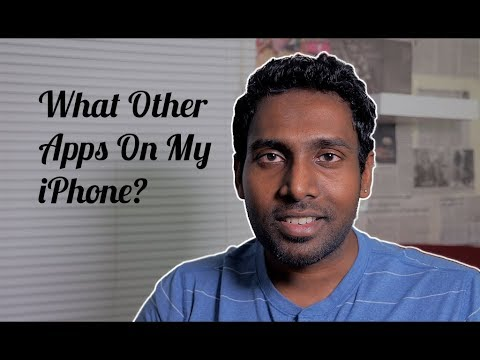 What Other Apps I Use On My iPhone | ThulsZ | App Review