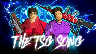 THE TSG SONG  - (Two Side Gamers & Ebullient X @Sez On The Beat  & The MVMNT | Full power | Rebel 7)