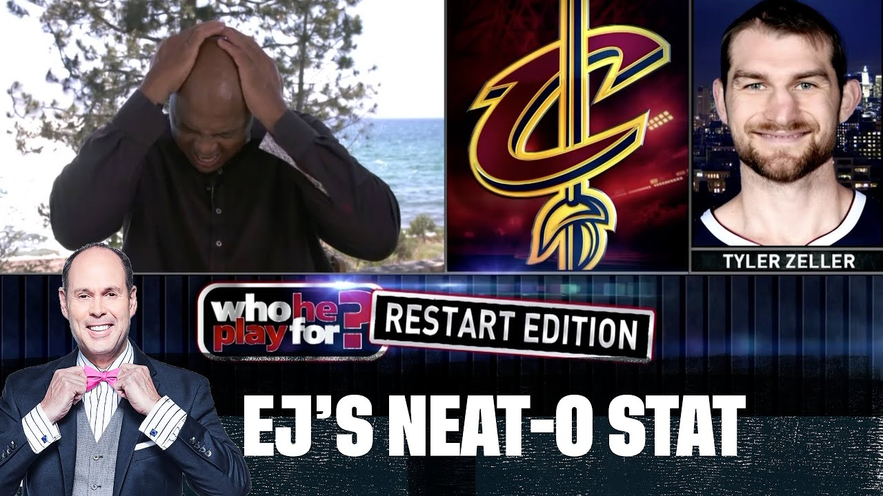 """""""Who He Play For?"""" NBA Restart Edition 