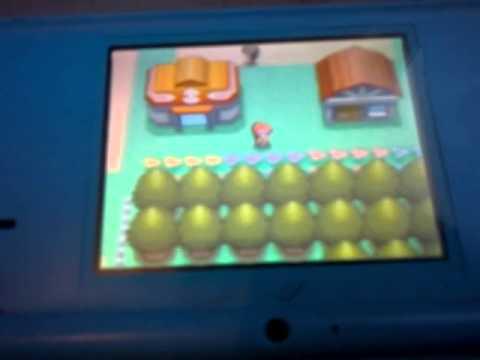 Let's Catch : Pokemon Pearl : Drifloon