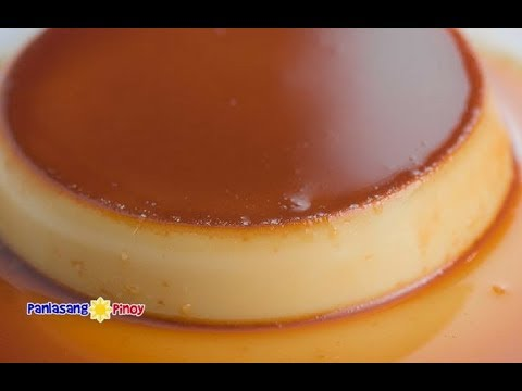 Oven Baked Leche Flan