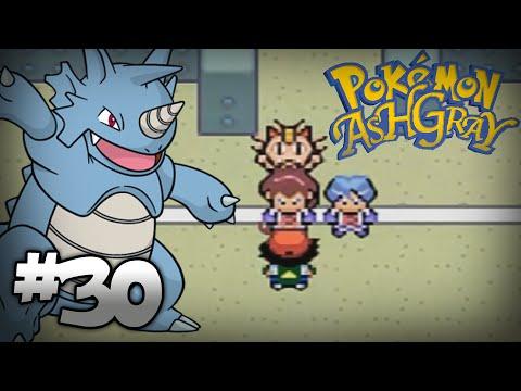 Let's Play Pokemon: Ash Gray - Part 30 - Viridian Gym Leaders Team Rocket