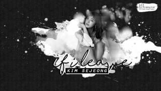 [VIETSUB] IF I LEAVE - KIM SEJEONG