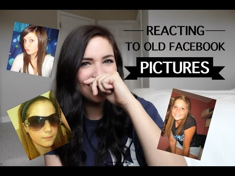 Reacting To Old Facebook Pictures!