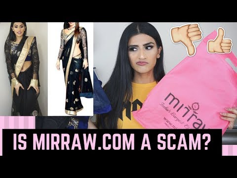 I SPENT $200 ON INDIAN CLOTHES FROM MIRRAW.COM!? OMG