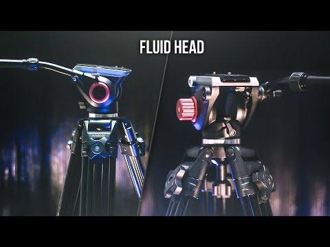 BEST FLUID HEAD TRIPOD FOR UNDER £100!!! ANDOER FLUID HEAD TRIPOD!