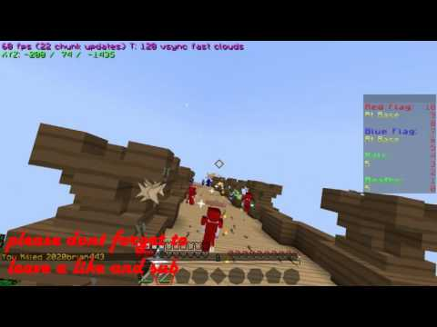 Minecraft Central-Capture the Flag