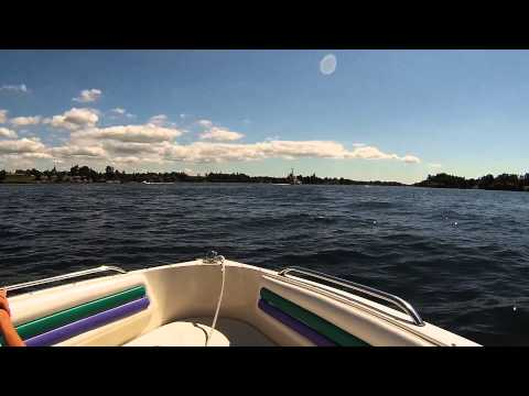 Thousand Islands Boat Ride