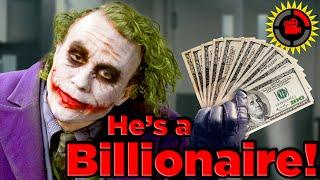 Film Theory Joker Is A Billionaire Batman The Dark Knight