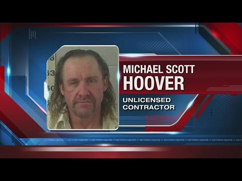 Nevada man sentenced to probation in contractor scam