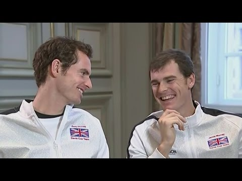"""Jamie Murray won't call his brother """"Sir"""" if Andy gets a knighthood"""
