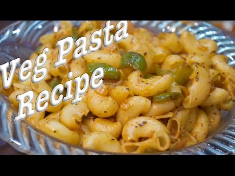 pasta recipes in hindi | indian style pasta recipe