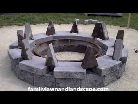 How to Install a Circular Paver Patio - Part 2