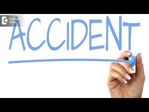Road traffic accidents & Spinal injuries management - Dr. Lakshmi Kanth J