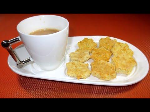 EASY BISCUIT RECIPE | Plain Biscuits | Homemade Biscuit | Quick Dessert