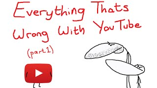 Everything Thats Wrong With Youtube (Part1/2) - Copyright, Reactions and Fanboyism