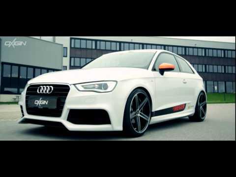 18 Concave Black Full Polish Oxigin Alufelgen - Audi A3