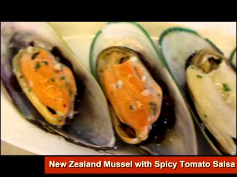 Brasserie 9 promotion - NZ Mussel with Spicy Tomato Salsa