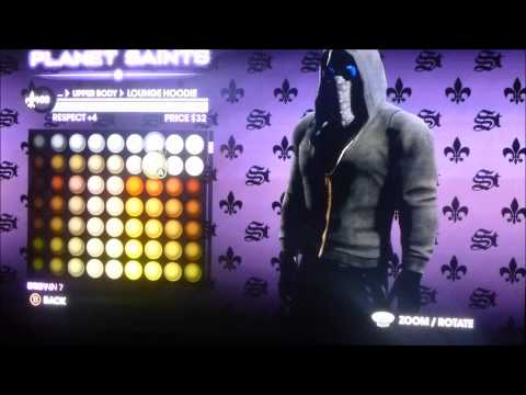 How To Make Vector In Saints Row The Third