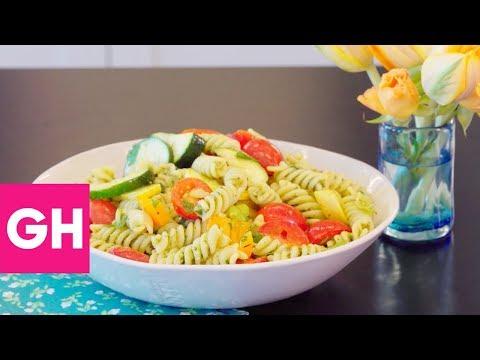 How to Make the Ultimate Summer Pasta Salad | Test Kitchen Secrets | GH