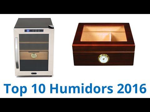 10 Best Humidors 2016