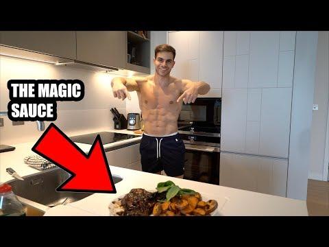 How To Make Any Steak Taste GOOD! *Secret Sauce* Instructions