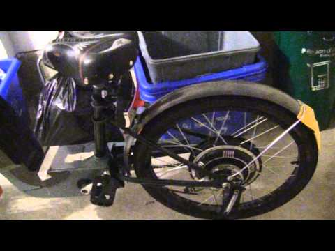 How to speed up or increase speed on electric bike over 30 km per hour easy quick simple fast way HD