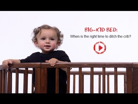 Parenting Tips - How to Transition Your Toddler From Crib To Bed