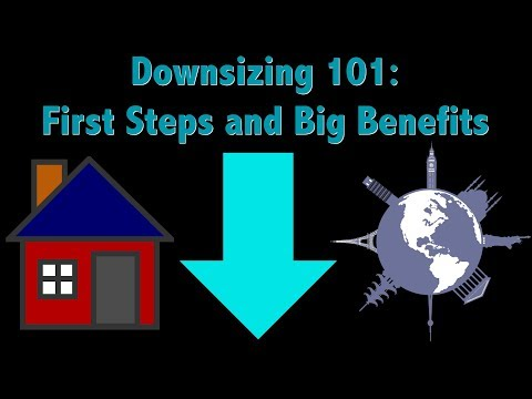 Financial Downsizing: Easy First Steps and Big Benefits