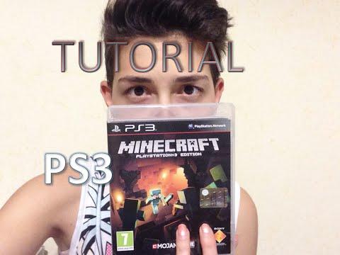Come giocare a schermo condiviso su Minecraft. PS3 | Marica Rossi