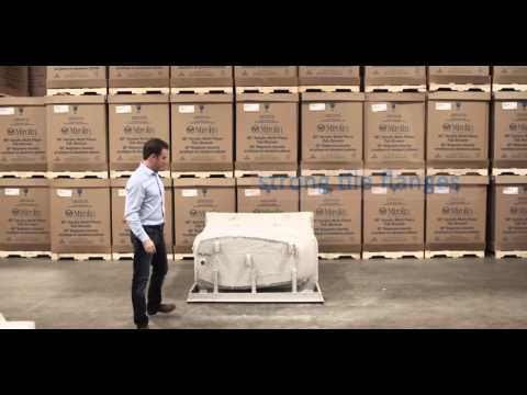 Mirolin Acrylic Bathtub Video