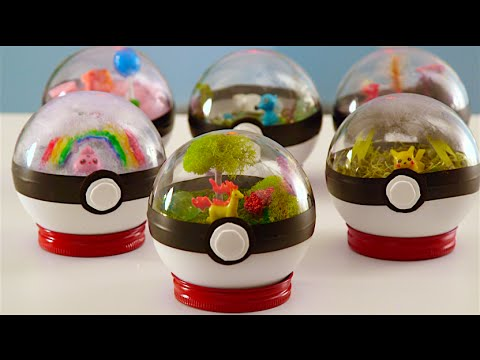 How To Make Pokemon Paradise Balls! With Working With Lemons!