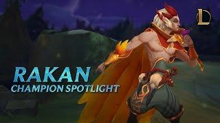 Champion Spotlight: Rakan | League of Legends
