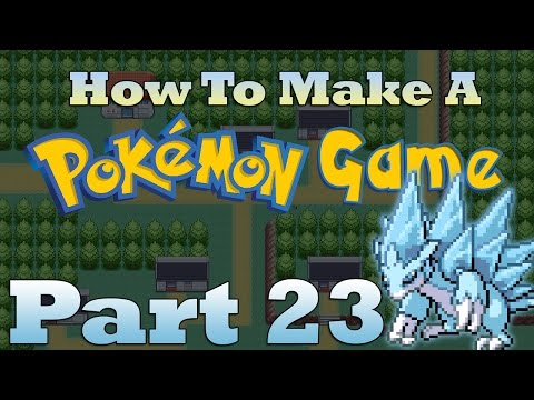How To Make a Pokemon Game in RPG Maker - Part 23: Pokemon Forms