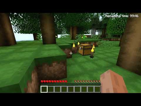 BlekGames: Minecraft Demo Mode Supports Texture Packs sess. 0.1