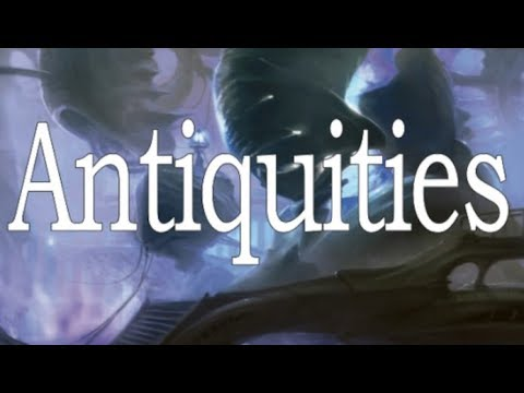 Card Anthology (Magic: The Gathering) - Antiquities
