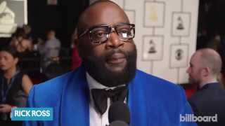 Download Rick Ross: The 2015 GRAMMYs Red Carpet Video