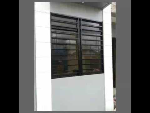 Window grills contractor marikina09167976570