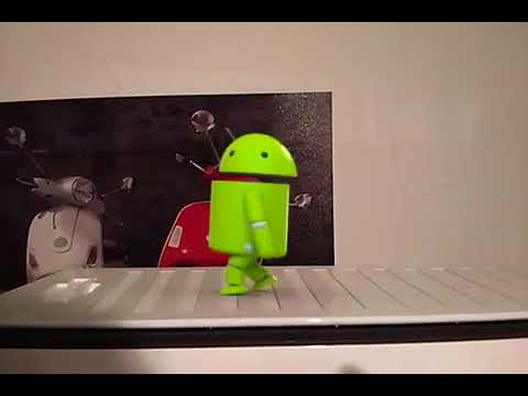 Dancing Android Robot - FXGuru - Google Play App