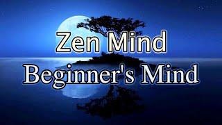 📖 ZEN MIND, BEGINNER