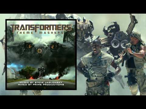 Transformers 8-Minute Scorponok Theme Mashup - Music by Steve Jablonsky