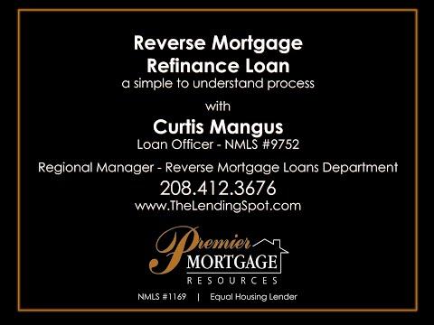 Premier Mortgage Resources - Reverse Mortgage Refinance