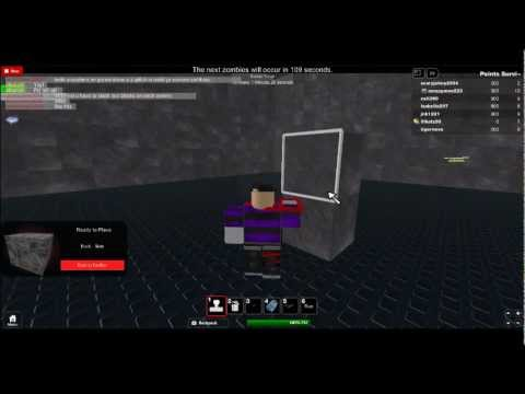 roblox glitch how to fly in build to survive zombies by dangertim112