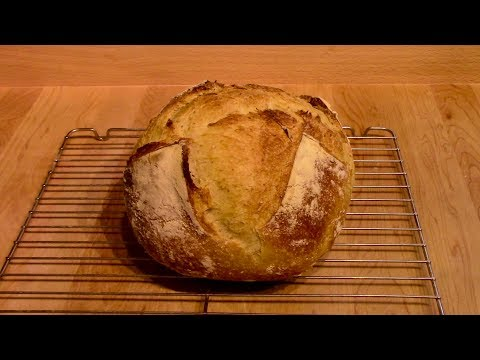 Developing a Sour Dough and baking with it Part Two