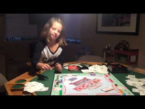 #Kidmagician Addie Monopoly Money