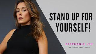 Fear of Confrontation | Stephanie Lyn Coaching